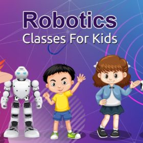 Kids Robotics class Explorer Dublin Ireland